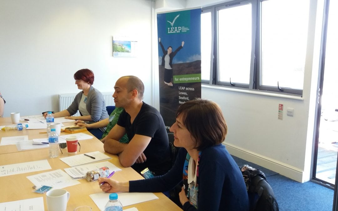 One day Business Start up Workshop in Seaford on 15th Oct