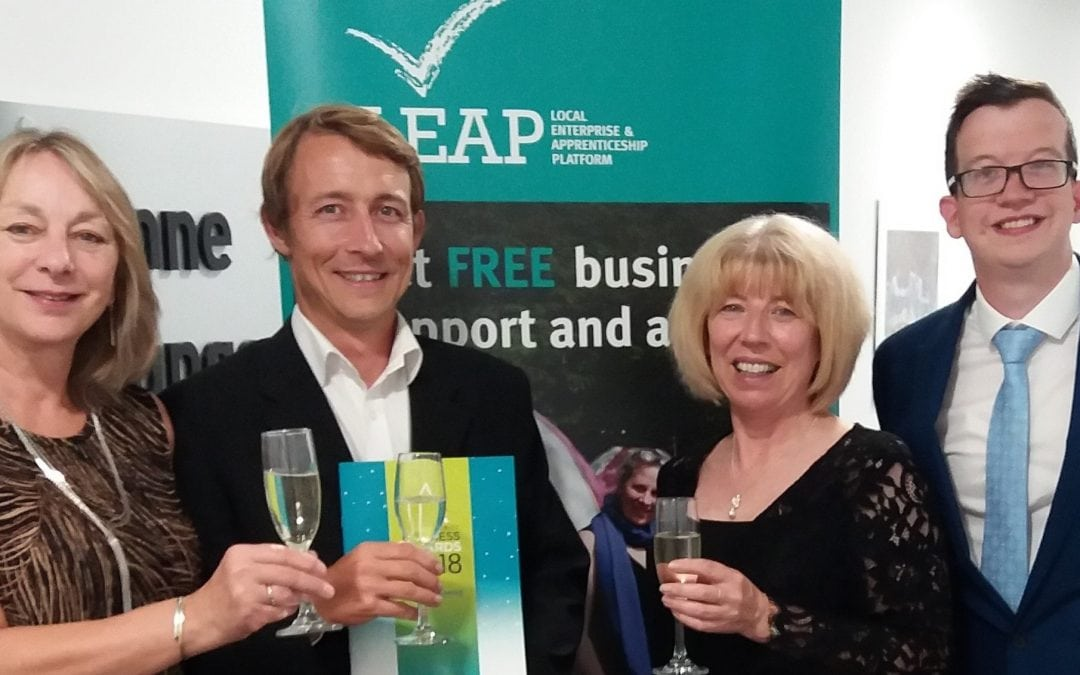 LEAP Entrepreneur 2018 – The Runner Up