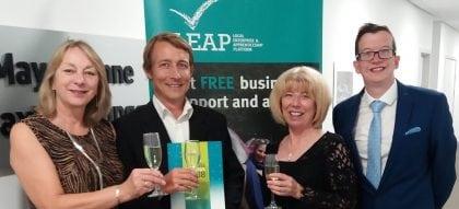LEAP Entrepreneur 2018 – The Runner Up