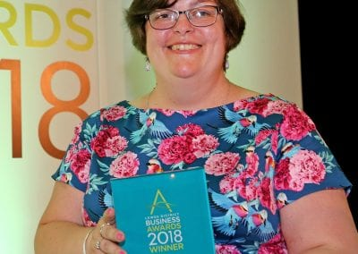 2018 Winner – Sara Williams