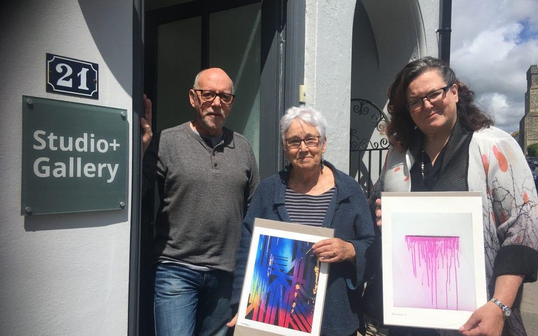 Art Gallery Opens